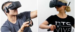 Oculus Rift ou HTC Vive, qual o preferido da realidade virtual?