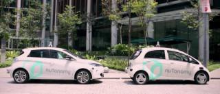 Em Singapura já há táxis autónomos a circular