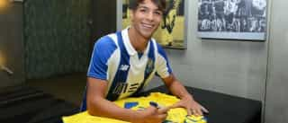 """""""Recebi ofertas de muitos clubes mas disse logo que queria o FC Porto"""""""