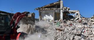 Retirada metade da população de Amatrice, a localidade mais afetada