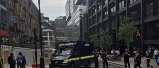 Movimentada estação em Londres evacuada devido a embalagem suspeita