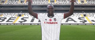 Oficial: Aboubakar já é jogador do Besiktas