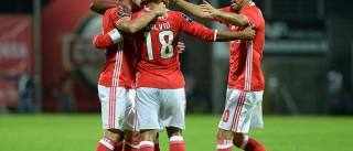 [1-3] Benfica vence na Madeira e coloca pressão no Clássico