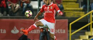 """Novo capitão do Benfica diz-se """"orgulhoso"""" por envergar a braçadeira"""