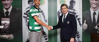 Oficial: Bas Dost já é do Sporting