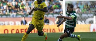 [2-1] Jesus fechou as partas para a baliza e FC Porto joga mais direto