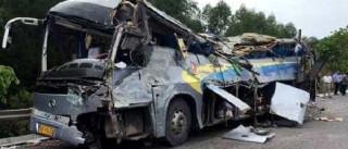 Dez mortos em acidente de autocarro na China