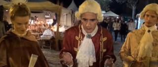 Feira setencista de Queluz promete levá-lo a conhecer o século XVIII