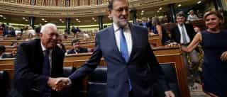 Eleições: Rajoy defende governo moderado