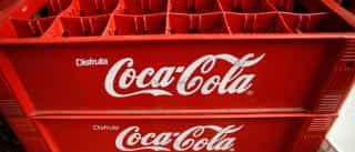 Cerca de 370 quilos de cocaína descobertos em contentor da Coca-Cola