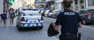Dois agentes da PSP envolvidos em despiste em Beja