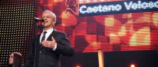 Caetano Veloso vai esgotar Coliseu do Porto