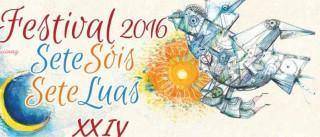 Festival Sete Sóis Sete Luas com concertos e espetáculo de circo