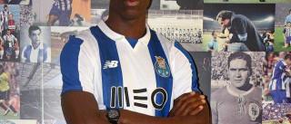 FC Porto oficializa contratação de Boly