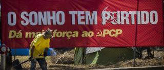 "PCP contra pacote florestal e entrega de terras ""a interesses privados"""