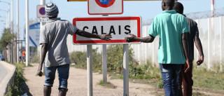 Presidente francês visita hoje a 'selva' de Calais