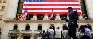 Wall Street segue entre ganhos e perdas apesar dos bons dados económicos