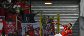 [0-2] Benfica viu-se grego para regressar de Chaves com os três pontos