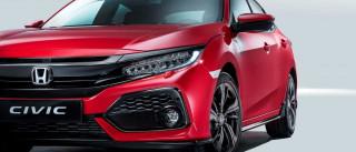 O novo Honda Civic chega mais feroz e de cara lavada