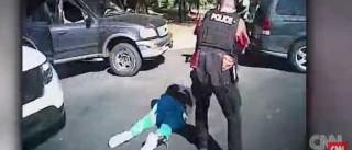 Polícia de Charlotte divulga vídeo que capta morte de afro-americano