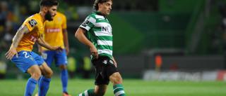 Markovic abandonou o centro de treinos do Sporting