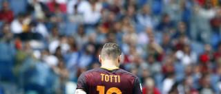 Totti faz história e deixa a sua marca na Serie A