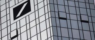 Deutsche Bank cai mais de 6% em bolsa a meio da sessão