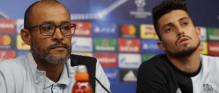 Nuno: Maxi apto, as palavras de Mourinho e o cuidado com Slimani
