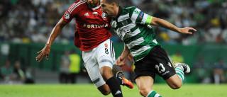 Adrien Silva orgulhoso com vitória na liga milionária