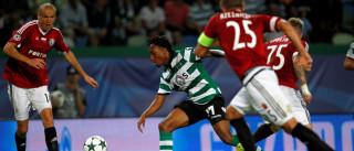 Gelson encantou Alvalade, Fernando Santos e 'tubarões'