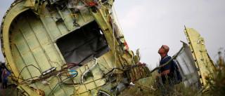 """Míssil que abateu o voo MH17 da Malaysia Airlines """"veio da Rússia"""""""