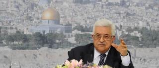 """Shimon Peres era um  """"corajoso parceiro pela paz"""", diz Abbas"""