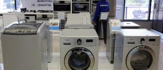 Máquinas de lavar da Samsung também estão a explodir