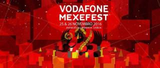 Há três novas confirmações para o Vodafone Mexefest