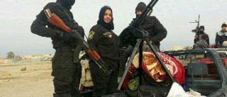 Mulher luta contra o ISIS, cozinha cadáveres e é perseguida