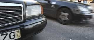 Um morto e três feridos em acidente que envolveu um táxi