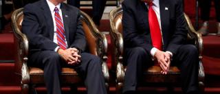 'Vice' de Trump diz que conversa com Taiwan foi apenas cortesia