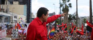 Maduro apela à paz e ao diálogo após suspensão de referendo revogatório