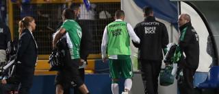 Sporting com cinco lesionados em vésperas de deslocação à Madeira
