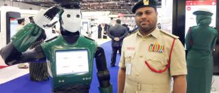 Conheça o robot polícia que manterá a segurança no Dubai
