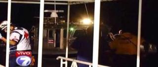Avioneta que transportava equipa de reality show britânico despenhou-se