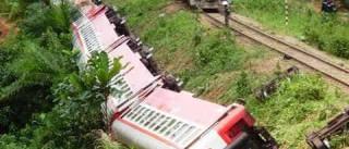 Acidente de comboio nos Camarões provoca pelo menos 53 mortos