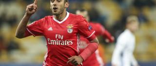 """""""Estive perto do Mónaco, mas o meu presente e futuro são o Benfica"""""""