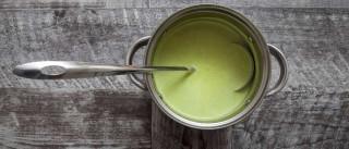 Sopas detox, uma forma de aquecer e de cuidar do corpo