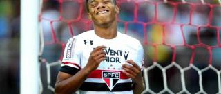 David Neres não vai para o FC Porto, garante diretor do São Paulo