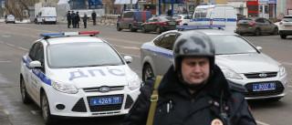Polícia russa mata dois terroristas que tinham bomba no carro