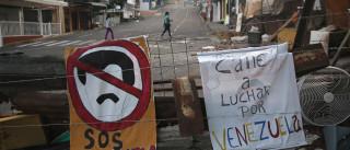 """Declarada """"rutura da ordem constitucional"""" na Venezuela"""