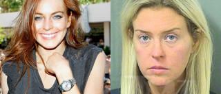 Madrasta de Lindsay Lohan detida após atacar polícia