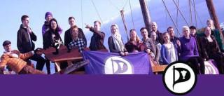 Partido Pirata no bom caminho para ser eleito na Islândia