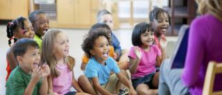 Nem a Síndrome de Down a impediu de ser educadora de infância